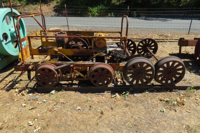 Railroad Mule