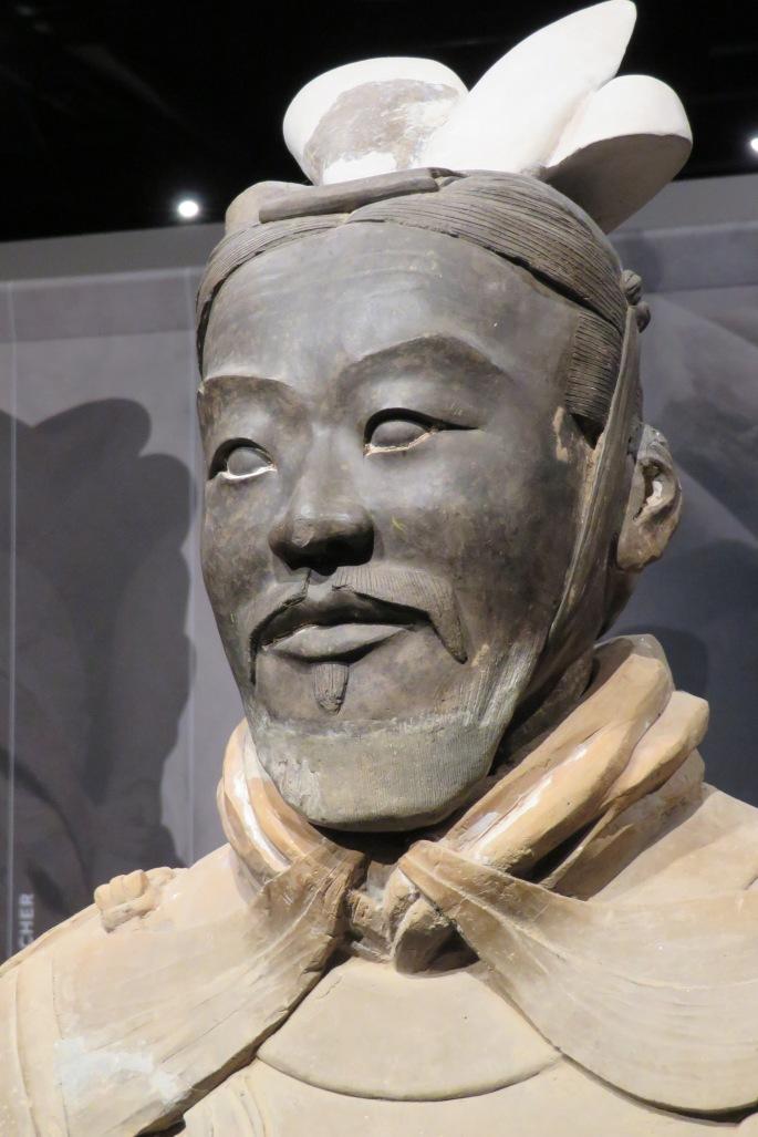 Terracotta Warrior Exhibit