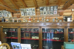 Note vast differences in items being displayed in such a small space. It would take years to look at each individual item and some may have great stories behind them.